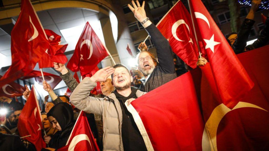 ротердам турци