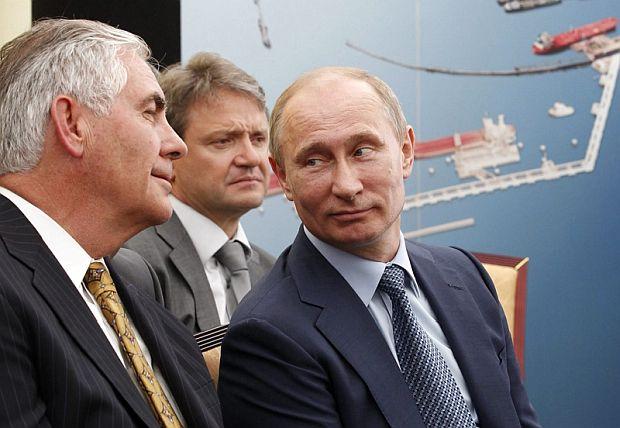 Рекс Тилърсън ще посети Русия