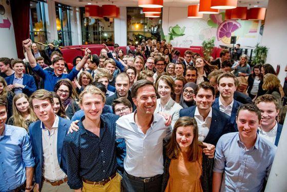 Партията на премиера Марк Рюте печели изборите в Холандия