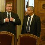 """""""Патриотите"""" след срещата с ГЕРБ: Преговорите предстоят"""