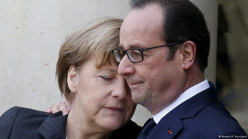 "Меркел: ""Европа на две скорости"" или се разпадаме"
