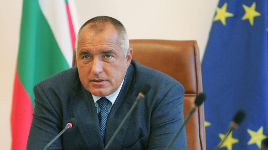 Борисов: ГЕРБ са длъжни да направят правителство
