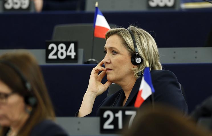Марин льо Пен остана без имунитет в Европарламента