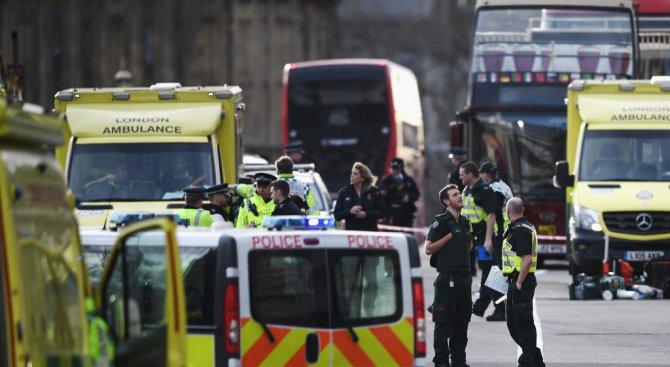 7 ареста в Бирмингам след атаката в Лондон