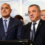 ГЕРБ и патриотите договориха управленска програма до 2021 г.