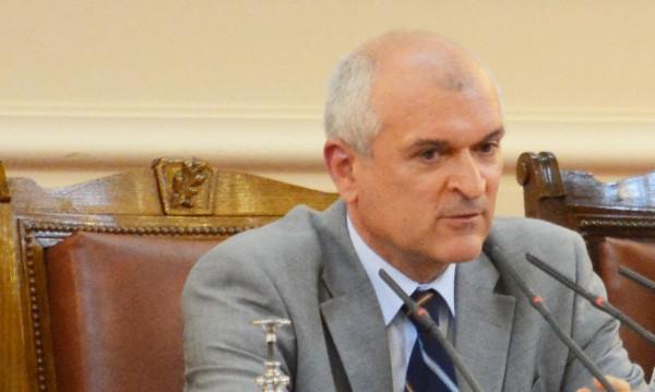 Димитър Главчев: Ще настояваме за въвеждане на мажоритарна изборна система