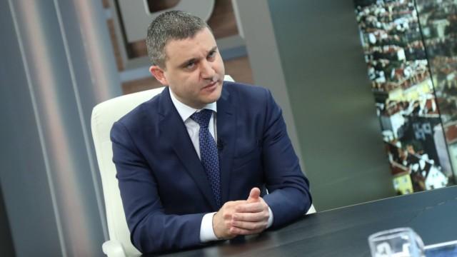 Горанов: До края на годината минималната пенсия ще е 200 лв.