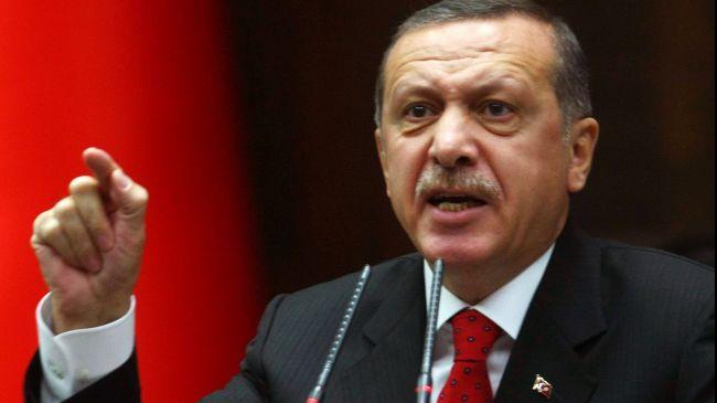 Ердоган поиска ревизия на Лозанския договор