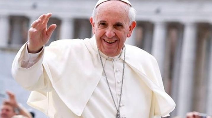"""Посещението на папа Франциск преминава под мотото """"Мир на земята"""""""