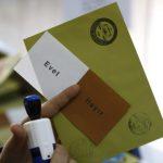 Три от промените, одобрени на референдума в Турция, влизат в сила незабавно