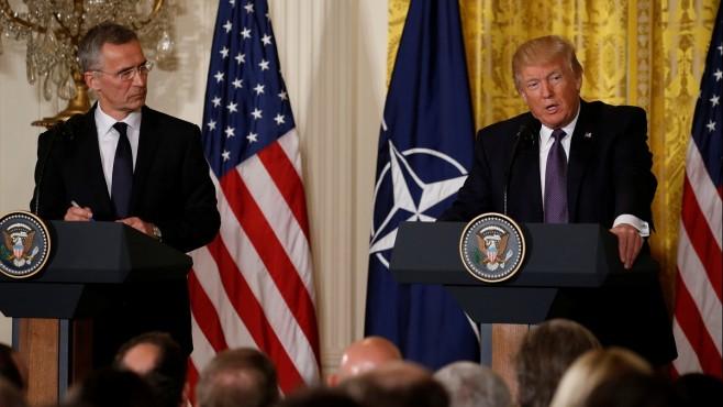 Тръмп: НАТО не е остаряла организация, а Китай не манипулира валутатат си