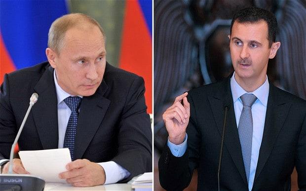 Германия: Мирно решение за Сирия с Асад и без Русия е невъзможно