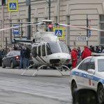 Задържани са трима предполагаеми съучастници на терориста от Петербург