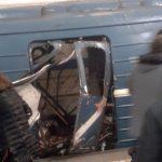 Взрив в метрото в Санкт Петербург, има жертви