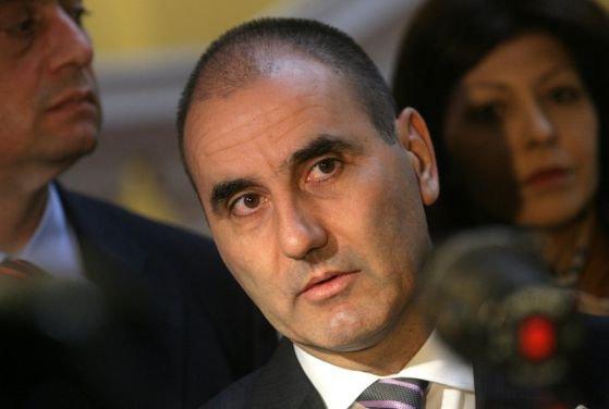 Цветанов: Не е обсъждан вариант да съм вътрешен министър