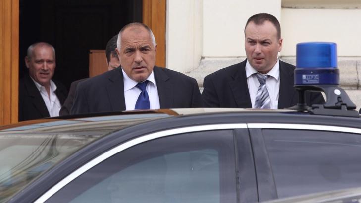 Борисов готов за кабинет с Патриотите, няма да кани Марешки