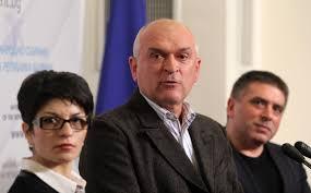 Димитър Главчев или Данаил Кирилов оглавяват парламента