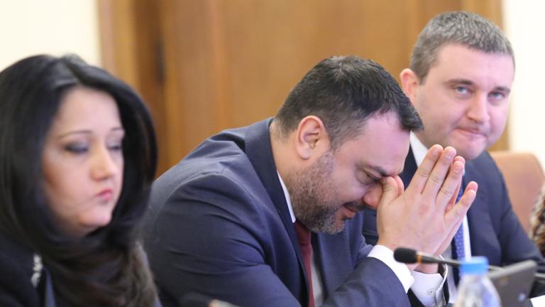 """Московски подновява концесията на """"Летище София"""""""