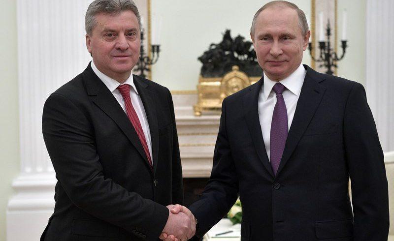 Путин: Славянската писменост дойде в Русия от македонската земя