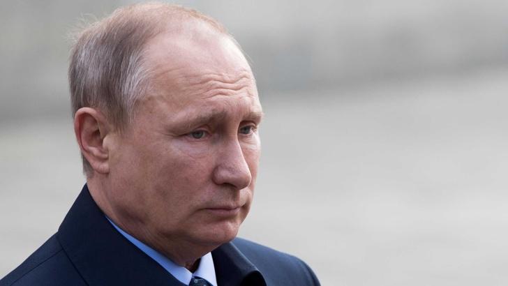 Путин обяви политическа война на Запада