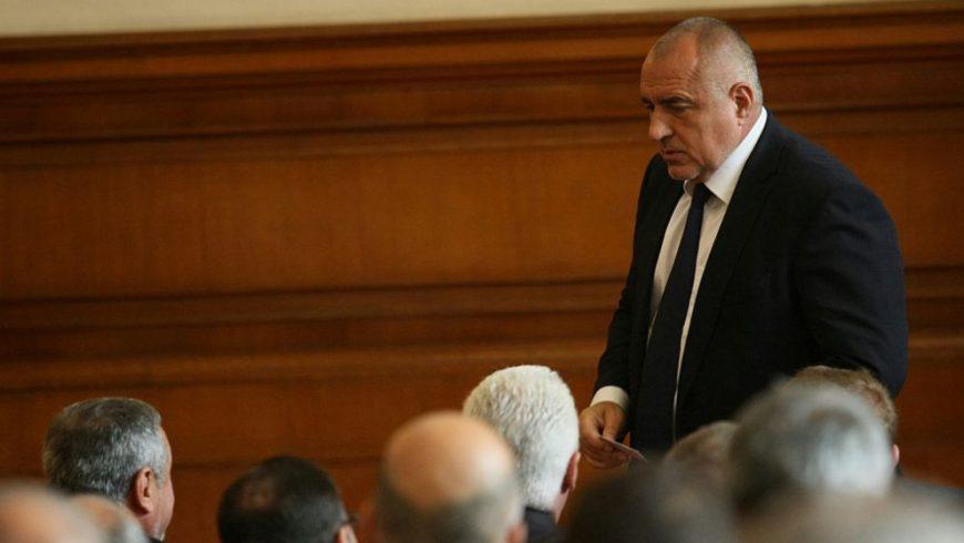 "Кабинетът ""Борисов 3"" стартира с доверие 32% и недоверие 55%"
