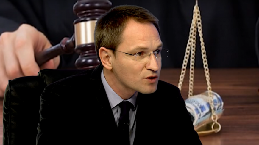 Член на ВСС поиска освобождаване на Цацаров