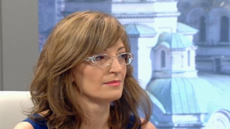 Екатерина Захариева: Няма да се откажа от съдебната реформа