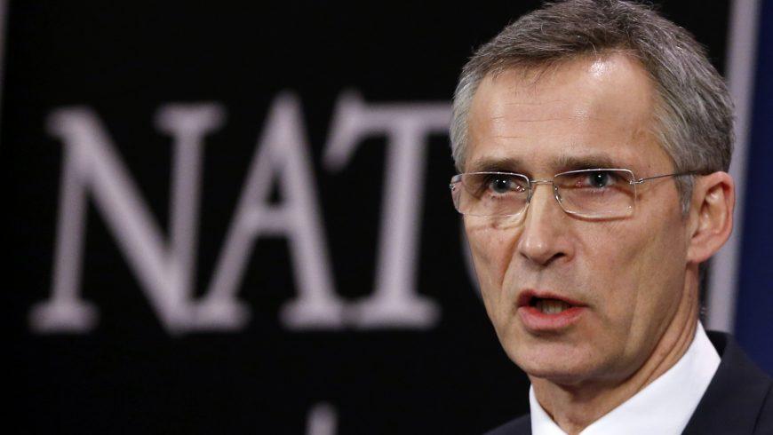 Столтенберг: НАТО трябва да се намеси след нападението в Манчестър