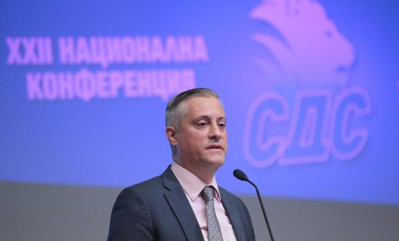Лукарски остава лидер на СДС, ще обединява дясното