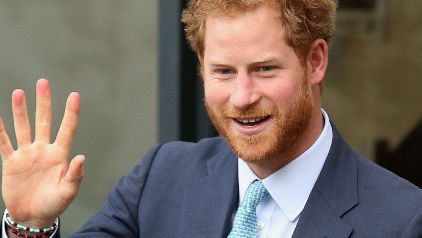 Принц Хари: Никой не иска трона