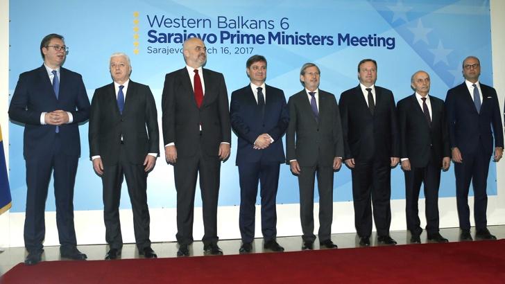 Западът е изправен пред неизбежен избор за Балканите