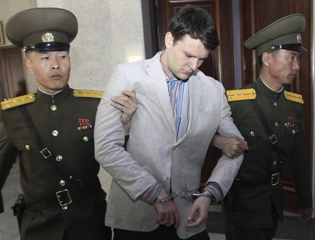 Освободеният от Северна Корея американски студент е починал