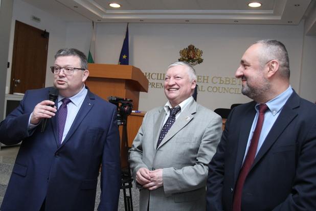 Цацаров към Карпов: Добрите чувства между българския и руския народ са факт