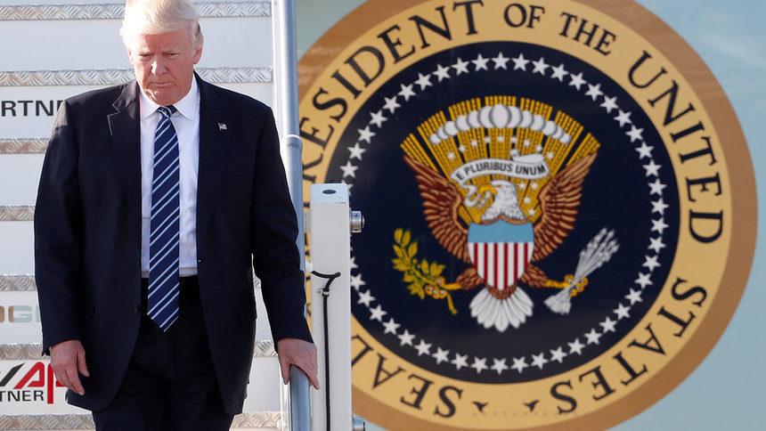 Указът на Тръмп за мигрантите влезе в сила
