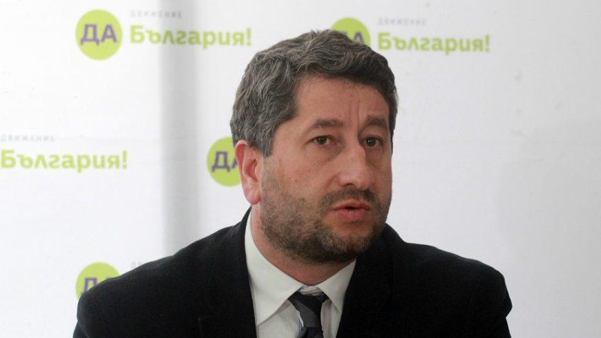 Христо Иванов: Болтовете са само предупреждение кой държи тоягата