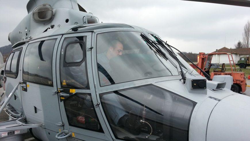 Вертолет падна в Черно море, трима са пострадали