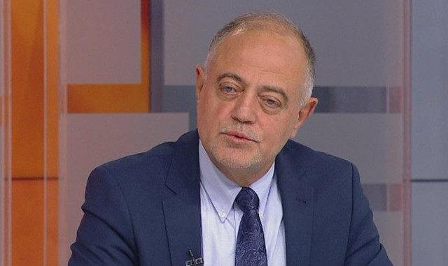 Атанас Атанасов: Цацаров се държи като вицепремиер