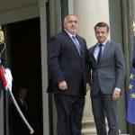 Макрон към Борисов: Ще застанем до тези, които полагат усилия