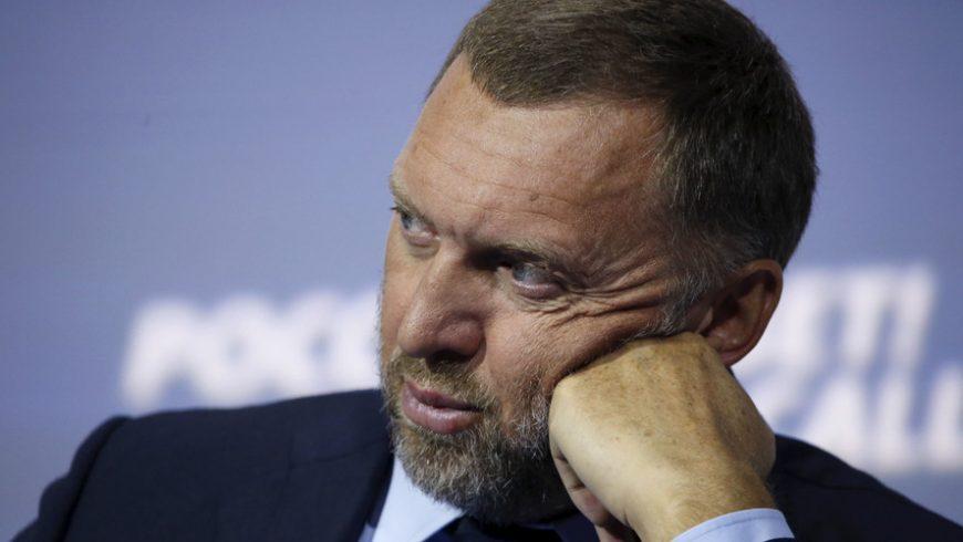 Rusal на санкционирания Олег Дерипаска обяви опасност от фалит