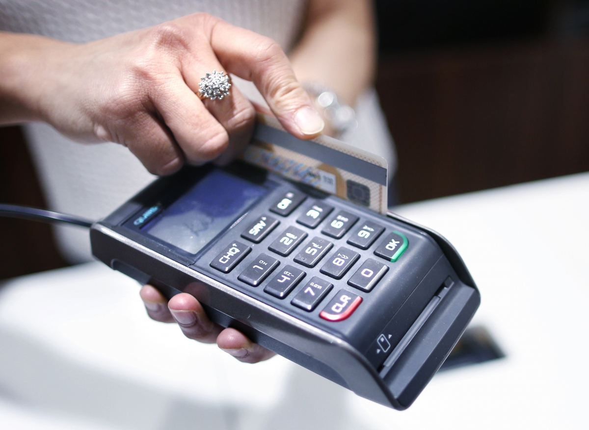 electronic-cash-payment