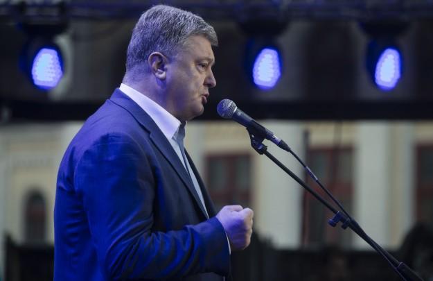 """С """"Прощай, немытая Россия"""" Порошенко поздрави украинците за безвизовия режим"""