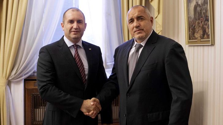 Радев и Борисов ще работят за единен орган срещу корупцията