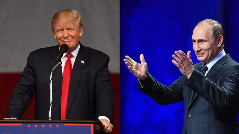 """Путин и Тръмп ще беседват на """"пълноценна среща"""" в Хамбург в петък"""
