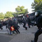 След бунтовете срещу Г-20: 290 задържани, 213 ранени