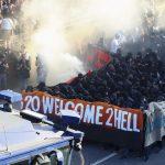 Бунтове и партизански действия в Хамбург срещу форума Г-20