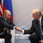Путин и Тръмп обсъдиха борбата с тероризма, Украйна и киберсигурността