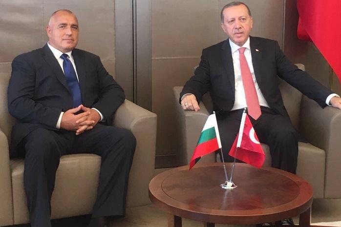 Ердоган покани Борисов на Световния петролен конгрес
