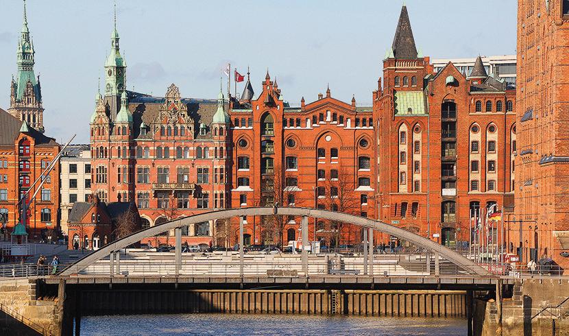 Хамбургчани се организираха да почистят града си от вандалските поражения