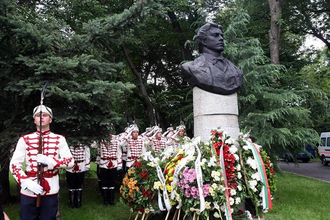 Честваме 180 г. от рождението на Левски