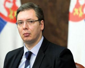 Фалшив неклорог за сръбския президент Вучич